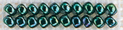 Royal Green - Mill Hill Antique Glass Seed Beads 2.5mm 2.63g