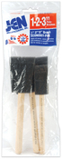 Poly Sponge Brushes 3/Pkg