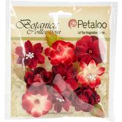 """Red - Botanica Baby Blooms 1.25"""" 9/Pkg"""