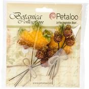Fall Mix - Botanica Fall Acorn Picks 2/Pkg