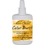 Gamboge - Ken Oliver Color Burst Powder 6gm