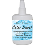 Cerulean Blue - Ken Oliver Color Burst Powder 6gm