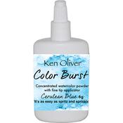 Cerulean Blue - Ken Oliver Color Burst Powder 6gm