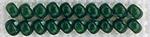 Opaque Moss** - Mill Hill Glass Seed Beads 4.54g