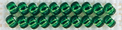Brilliant Green** - Mill Hill Glass Seed Beads 4.54g