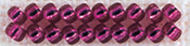 Brilliant Magenta** - Mill Hill Glass Seed Beads 4.54g