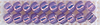Shimmering Lilac* - Mill Hill Glass Seed Beads 4.54g