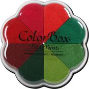 Poinsettia - ColorBox Pigment Petal Point Ink Pad 8 Colors