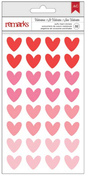 My Funny Valentine Puffy Stickers - Pebbles