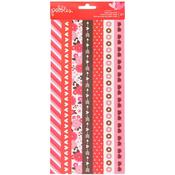 My Funny Valentine Washi Tape Strips - Pebbles