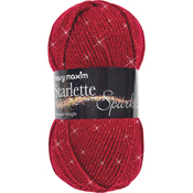 Ruby - Starlette Sparkle Yarn