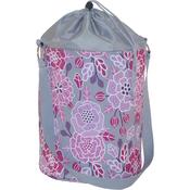 "8.75""X8.75""10.5"" Crush Print - Everything Mary Yarn Drawstring Bag"