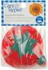 Tomato Pincushion W/Emery Sharpener