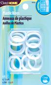 """Plastic Rings 1"""" 14/Pkg"""