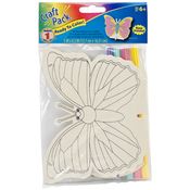 Butterfly - Wood Craft Pack