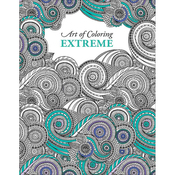 Art Of Coloring Extreme - Leisure Arts