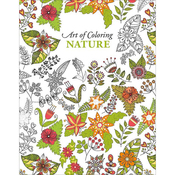 Art Of Coloring Nature - Leisure Arts