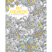 Design Collection Zen Coloring - Guild Of Master Craftsman Books