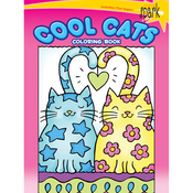 Spark Cool Cats - Dover Spark Publications