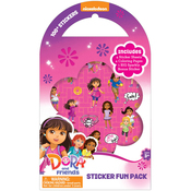 Dora And Friends - Nickelodeon Sticker Fun Pack