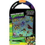 Teenage Mutant Ninja Turtles - Nickelodeon Sticker Fun Pack