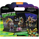 Teenage Mutant Turtles - Nickelodeon Peel & Play Activity Set