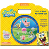 Spongebob - Nickelodeon Peel & Play Activity Set