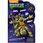 Teenage Mutant Turtles - Nickelodeon Activity Album