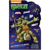 Teenage Mutant Turtles - Nickelodeon Activity Album