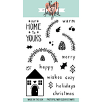 """Simple Christmas - Neat & Tangled Clear Stamps 4""""X6"""""""