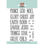 "Christmas Journaling - Neat & Tangled Clear Stamps 6""X8"""