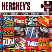 "Hershey's Moments - Jigsaw Puzzle 1000 Pieces 19.25""x26.75"""