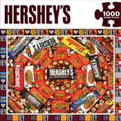 """Hershey's Swirl - Jigsaw Puzzle 1000 Pieces 19.25""""x26.75"""""""