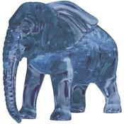 Elephant - 3-D Crystal Puzzle