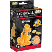 Disney Pluto - 3-D Licensed Crystal Puzzle
