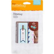 "Kitchen Weave - Cuttlebug 5""X7"" Embossing Folder"