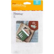 "Forest - Cuttlebug 5""X7"" Embossing Folder"