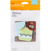 "Chicken Wire - Cuttlebug 5""X7"" Embossing Folder"