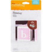 "Swiss Dots - Cuttlebug 5""X7"" Embossing Folder"
