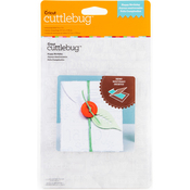 "Happy Birthday - Cuttlebug 5""X7"" Embossing Folder"