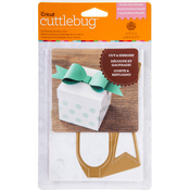 Perfect Bow Grande - Cuttlebug A2 Cut & Emboss Die By Anna Griffin