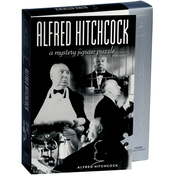 "Alfred Hitchcock - Jigsaw Shaped Puzzle 1000 Pieces 23""X29"""