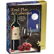 "Foul Play & Cabernet - Jigsaw Shaped Puzzle 1000 Pieces 23""X29"""
