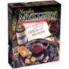 A Taste For Wine & Murder - Murder Mystery Party Game University Games-Murder Mystery Party Game: A Taste For Wine And Murder. These parties in a box include everything players need to solve a murder during an evening with friends! This 11x8-3/4x3 inch package contains one party planner with recipes and menu, eight place cards, eight party invitations and envelopes, six secret clues and one compact disc with an intro, summary and solution to the crime. Imported.