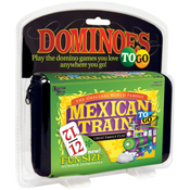 Mexican Train To-Go Game