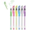 Pastels - Living In Color Color-Flow Gel Pen Set 6/Pkg