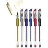 Metallics - Living In Color Color-Flow Gel Pen Set 6/Pkg