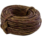 Natural - Coiled Wrapped Wire 40'