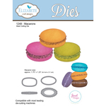 Macarons - Elizabeth Craft Metal Die