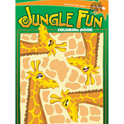 Jungle Fun - Dover Spark Publications